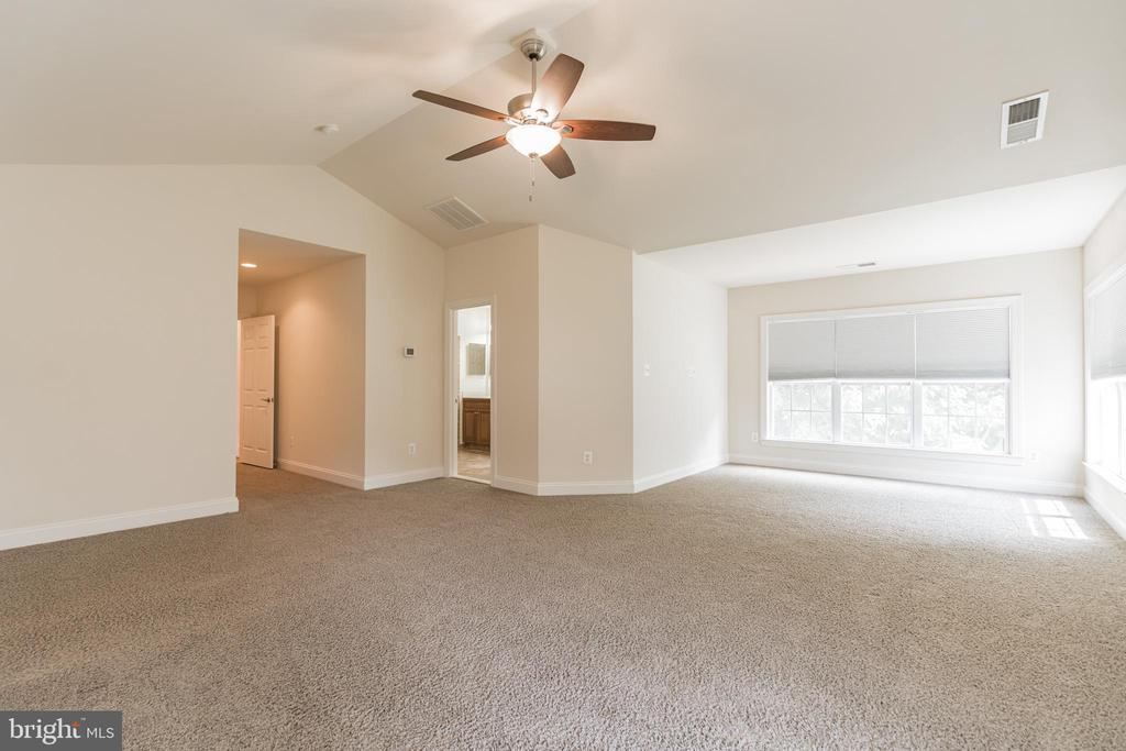 Master Bed Room Suite W/ Sitting  Rm. - 3336 DONDIS CREEK DR, TRIANGLE