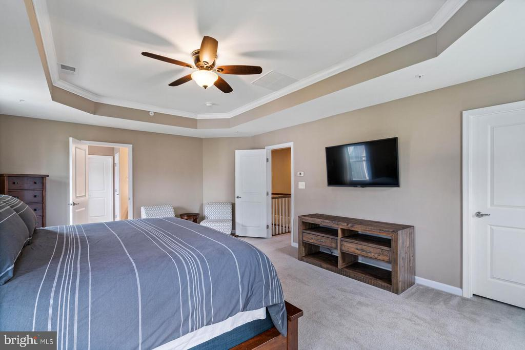 Tray  Ceiling - 2300 HARMSWORTH DR, DUMFRIES