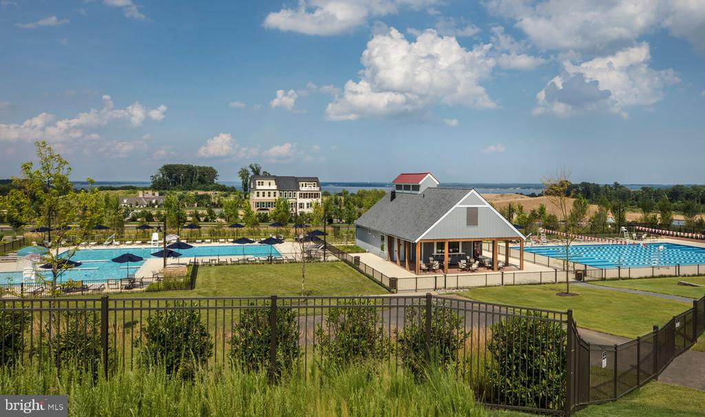 The Shore Club with two pools - 2300 HARMSWORTH DR, DUMFRIES