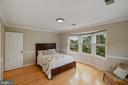 Primary Bedroom with Full Bath - 1406 POWELLS TAVERN PL, HERNDON