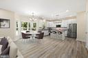 Fabulous Kitchen - 418 BIRDIE RD, LOCUST GROVE