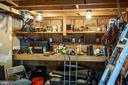 Garage workshop - 8300 MUSKET RIDGE LN, FREDERICKSBURG