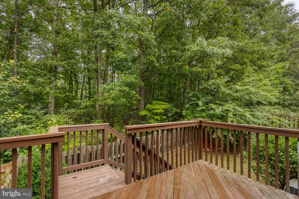 Privacy with trees in your backyard! - 12659 WIMBLEY LN, WOODBRIDGE