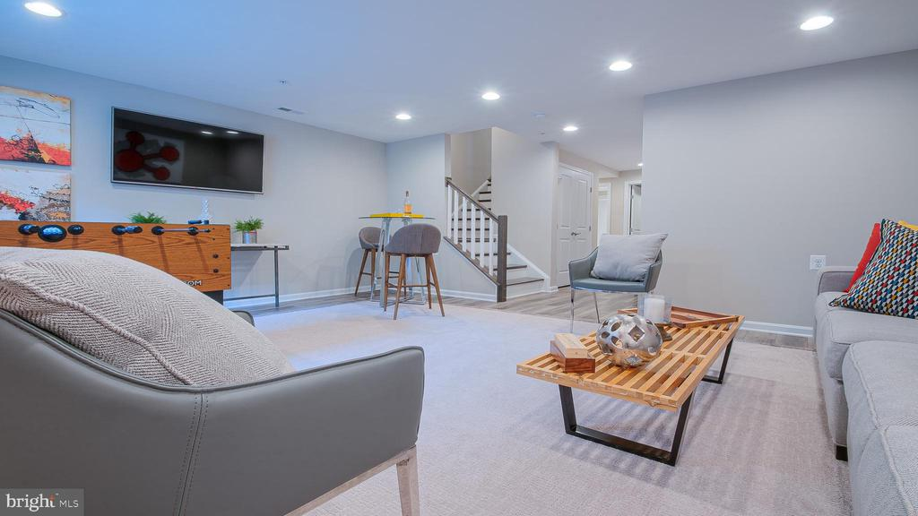 Large Recreation Room - 937 HOLDEN ROAD RD, FREDERICK