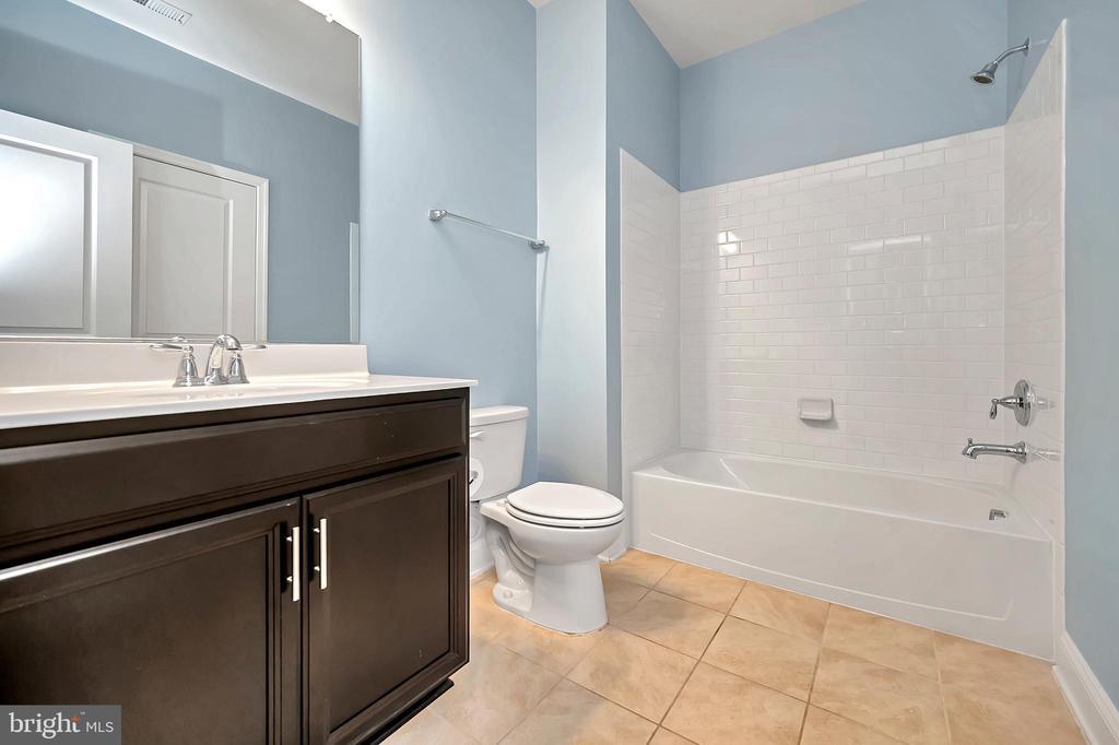 Entry Level Bathroom - 17359 REDSHANK RD, DUMFRIES