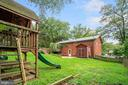 Playset for children and two sheds! - 5905 DEWEY DR, ALEXANDRIA