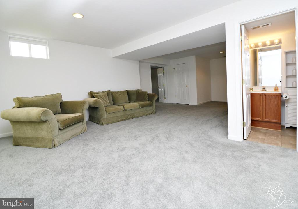 Fully Finished Basement - 26 STONEWAY CT, CHARLES TOWN