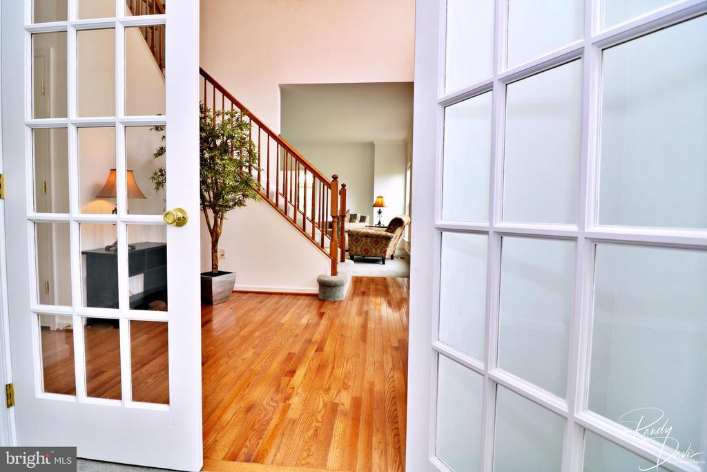 French Doors - 26 STONEWAY CT, CHARLES TOWN