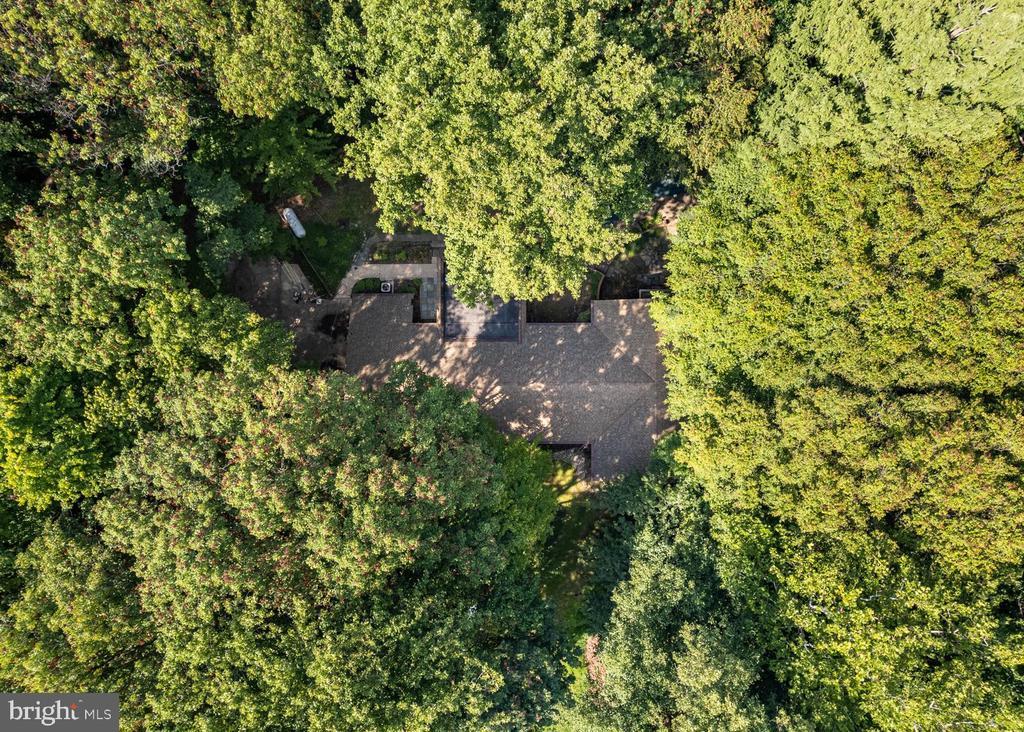 Aerial View - 16201 DUSTIN CT, BURTONSVILLE