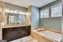 Dual vanity and multiple light fixtures - 1418 N RHODES ST #B-112, ARLINGTON