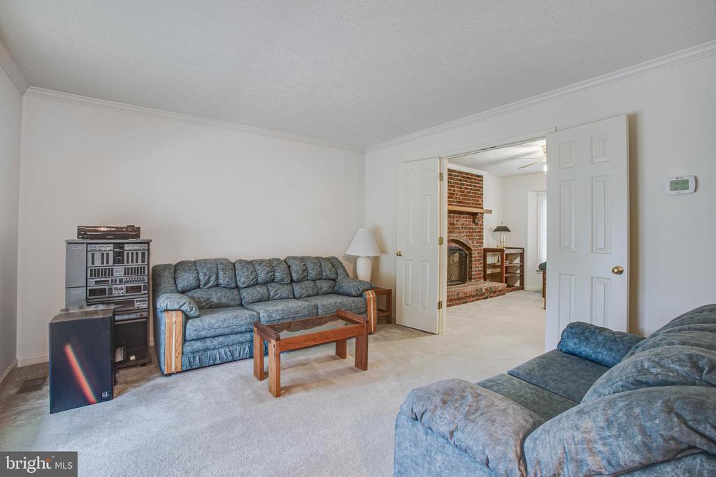 Formal Living Room - 11515 BEND BOW DR, FREDERICKSBURG