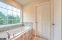 pics similar to house being built - Master Bath - 102 MONROE ST, LOCUST GROVE