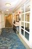 8th Floor Elevator Hallway - 19375 CYPRESS RIDGE TER #807, LEESBURG