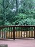 Main levele deck view - 11605 CLUBHOUSE CT, RESTON
