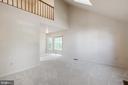 Living Room - 14499 WHISPERWOOD CT, DUMFRIES
