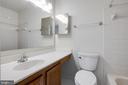 Bathroom Two - 14499 WHISPERWOOD CT, DUMFRIES