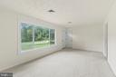Large windows in the living room - 781 COURTHOUSE RD, STAFFORD