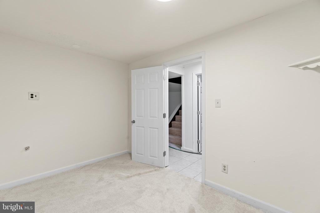 Bonus Room in basement - 781 COURTHOUSE RD, STAFFORD