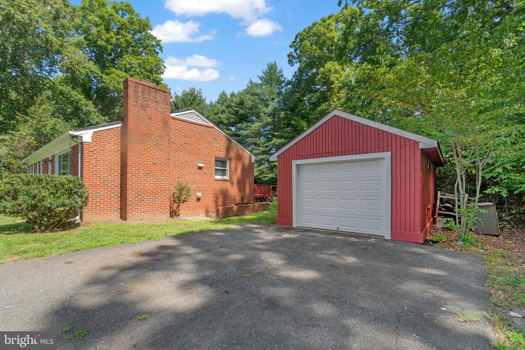 Detached Garage - 781 COURTHOUSE RD, STAFFORD