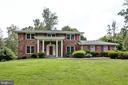 Stately Colonial Home with 5 BRs and 3.5 BAs - 8927 BURBANK RD, ANNANDALE