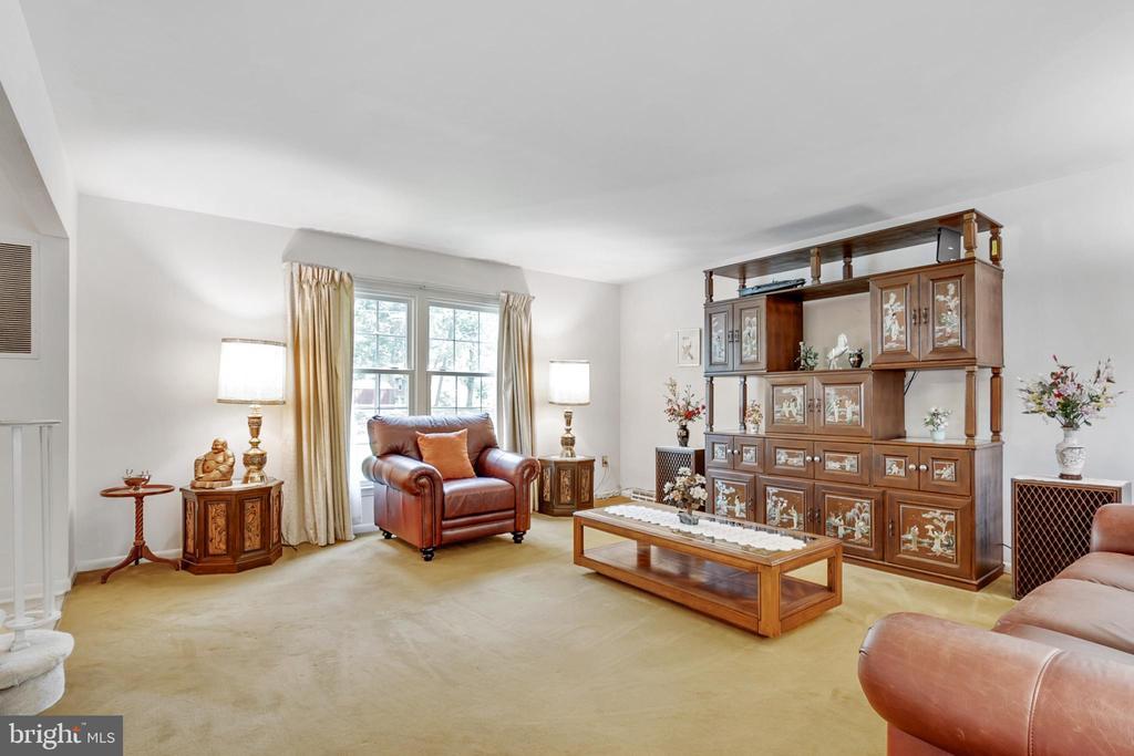 Family Room - 8927 BURBANK RD, ANNANDALE
