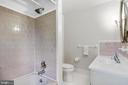 Master Bathroom - 8927 BURBANK RD, ANNANDALE