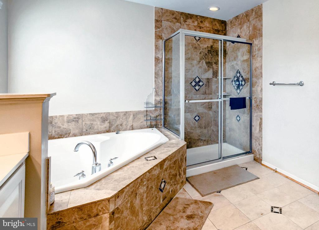 Master Bath - 17053 LOFTRIDGE LN, GAINESVILLE
