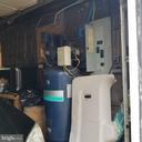 Garage Compressor/Electric box area - 11020 HESSONG BRIDGE RD, THURMONT