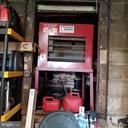 Garage furnace - 11020 HESSONG BRIDGE RD, THURMONT