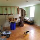 2nd Unit Upper Level Bedroom (view 2) - 11020 HESSONG BRIDGE RD, THURMONT