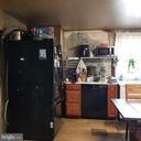 1st Unit - Kitchen (view 2) - 11020 HESSONG BRIDGE RD, THURMONT
