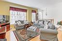 Living Room - 6512 TRASK TER, ALEXANDRIA