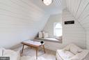 Cozy Reading Nook with Window Seat - 3315 HIGHLAND PL NW, WASHINGTON