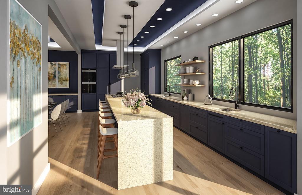 Conceptual Kitchen - 3632 36TH RD N, ARLINGTON