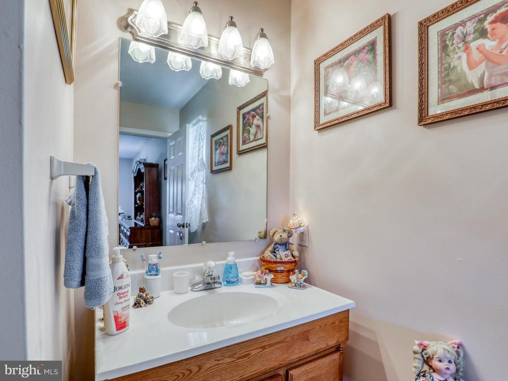 Bedroom1 private full bath - 140 BOWMAN LN, WINCHESTER
