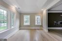 Master Bedroom, Sitting Room - 3104 SLEEPY HOLLOW RD, FALLS CHURCH