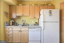 Kitchen - 2151 JAMIESON AVE #2109, ALEXANDRIA