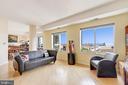 Living Room - 2151 JAMIESON AVE #2109, ALEXANDRIA