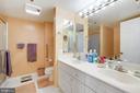 Primary Bathroom - 2151 JAMIESON AVE #2109, ALEXANDRIA
