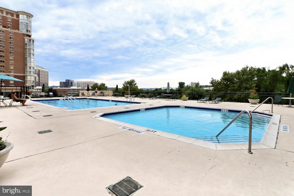 Swimming Pool - 2151 JAMIESON AVE #2109, ALEXANDRIA