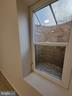 Closeup of egress window in 4th basement space - 25452 CROSSFIELD, CHANTILLY