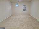 4th Finished Space in Basement with added egress - 25452 CROSSFIELD, CHANTILLY