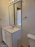 Upper Hall Bathroom - 25452 CROSSFIELD, CHANTILLY