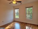 Junior Bedroom #2 -  Double Windows, Ceiling Fan - 25452 CROSSFIELD, CHANTILLY