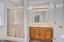 MASTER BATH - 673 GENERAL ROGERS ROAD, CHARLES TOWN