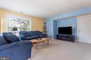 Entry level family room with garage access - 22469 VERDE GATE TER, BRAMBLETON