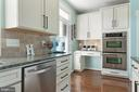 Stainless steel appliances including gas cooktop - 22469 VERDE GATE TER, BRAMBLETON