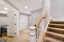 Lets go downstairs... - 2440 POTOMAC RIVER BLVD, DUMFRIES