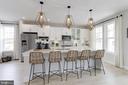 Kitchen - 1470 MEADOWLARK GLEN RD, DUMFRIES