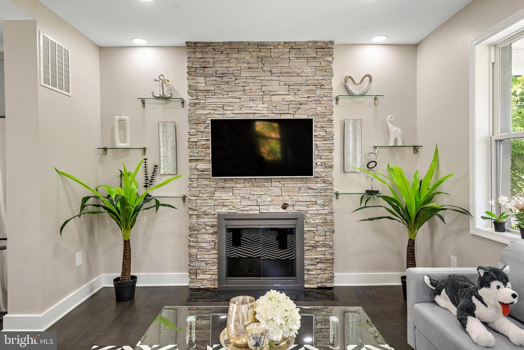 Living Room - 2217 FRANKLIN ST NE, WASHINGTON